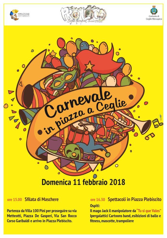 Proloco Carnevale 2018