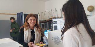 Giusy Resta Voto Politiche 2018