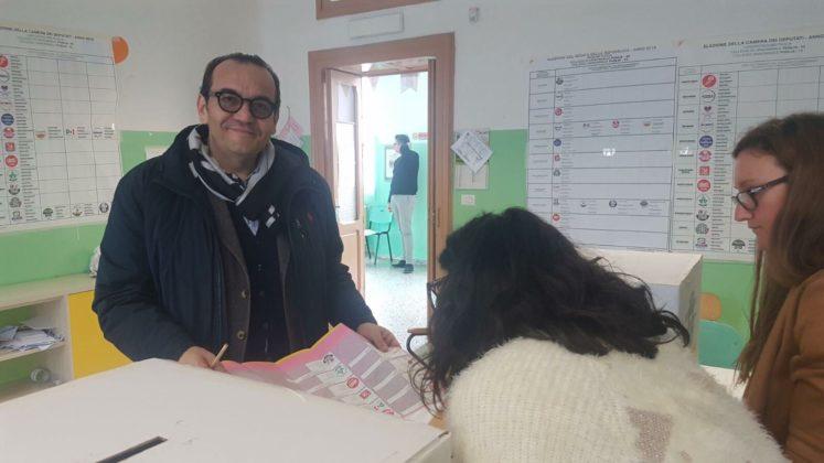 Nicola Ciracì Voto Politiche 2018