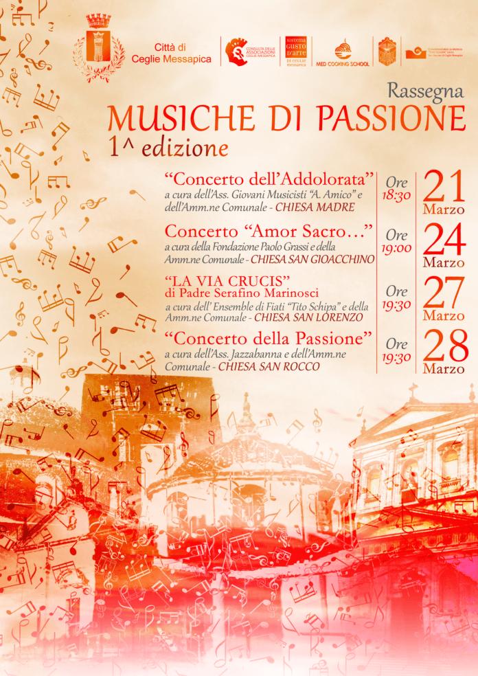Rassegna Musiche di Passione