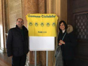 comuni ciclabili 2018 2