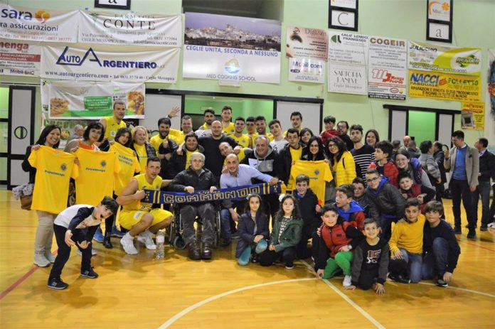 ceglie playoff gara1 5