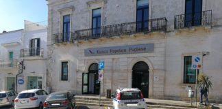 Assalto Bancomat Banca Popolare Pugliese Ceglie Messapica