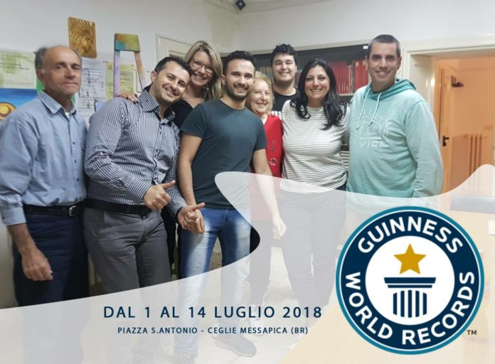 Guinness World Records Ceglie Messapica