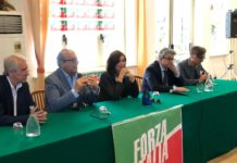 Luigi Caroli entra in Forza Italia