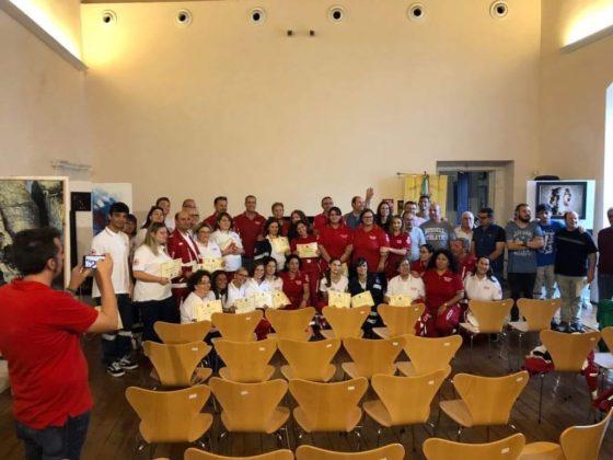 Consegna Attestati Croce Rossa Ceglie Messapica