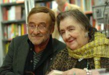 Lucio Dalla e Ada Merini