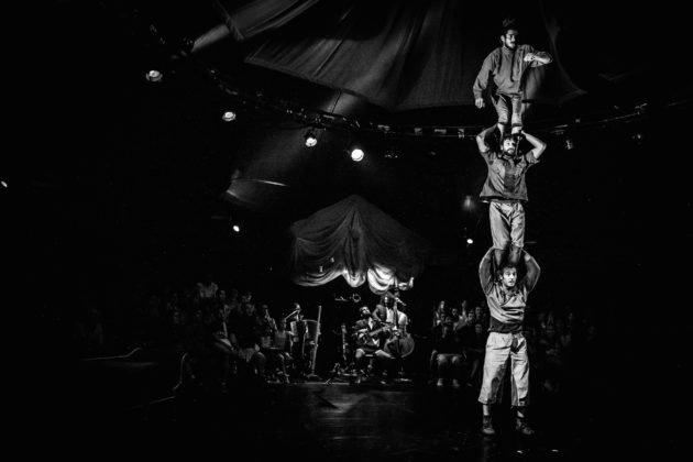 MagdaClan Circo Emisfero Nicola Zolin
