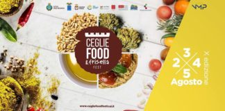 Ceglie Food Festival cover
