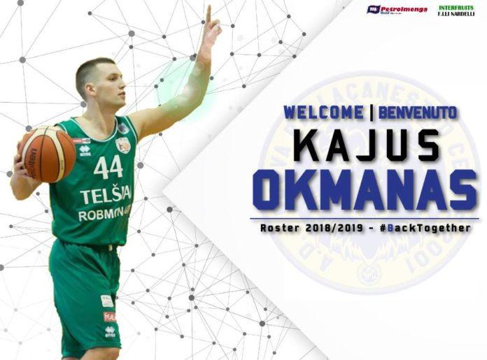 Kajus Okmanas
