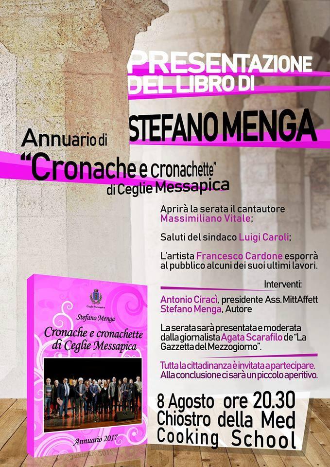 Stefano Menga - Annuario 2017