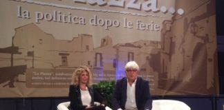 Barbara Lezzi Angelo Maria Perrino