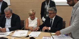 """Firma convenzione """"I Musei incontrano la Puglia"""""""