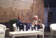 Ettore Rosato e Angelo Perrino
