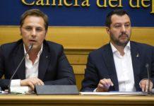 Armando Siri e Matteo Salvini