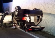 Incidente stradale Ceglie Cisternino