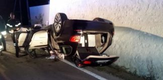 Incidente stradale Ceglie Cisternino