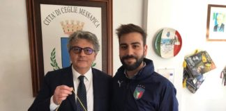 Sindaco Luigi Caroli