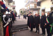 Commemorazione Angelo Petracca