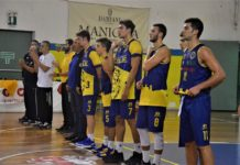 Basket Ceglie 2019