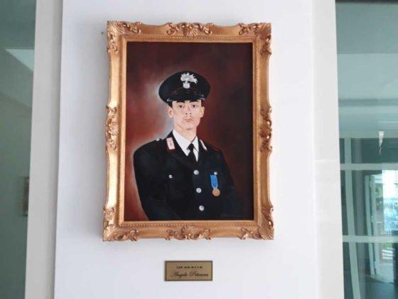 Carabiniere Ausiliario Medaglia d'Oro al Valor Militare Angelo PETRACCA