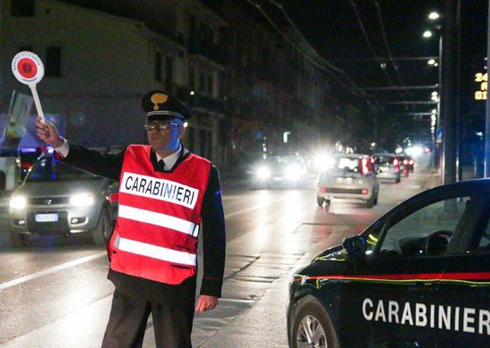 controllo del territorio carabinieri