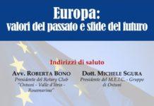 Festa dell'Europa presso il Teatro Comunale di Ceglie Messapica