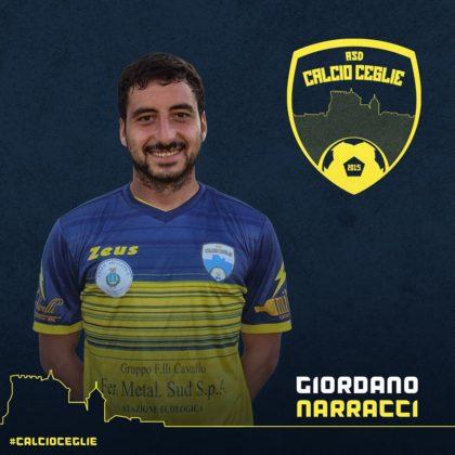 Giordano Narracci Ceglie