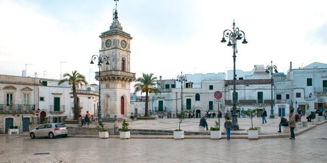 centro storico piazza plebiscito