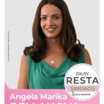 ANGELA MARIKA BELLANOVA SANTINO 70X100 GIUSY RESTA SINDACO5