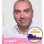 ANGELO BARLETTA SANTINO 70X100 ceglie verso il futuro