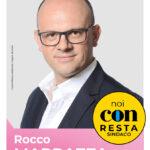 ROCCO MARRAZZA SANTINO 70X100 NOI CON RESTA SINDACO