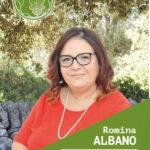 romina albano fronte