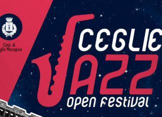 ceglie jazz open festival estate 2021 testata