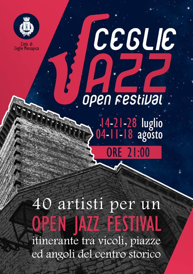 ceglie jazz open festival estate 2021